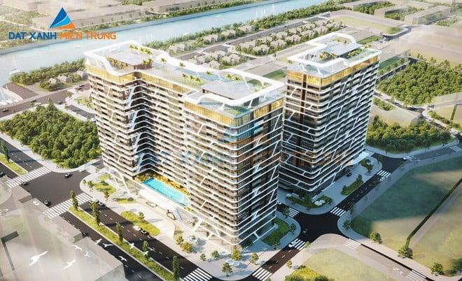 Đất Xanh Miền Trung sẽ phát triển thêm dòng sản phẩm cao tầng tại Đà Nẵng, Quảng Bình trong thời gian tới