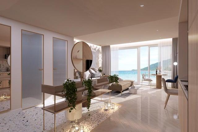 Căn hộ resort biển nổi bật trên thị trường bất động sản nghỉ dưỡng cuối năm 2020 - Ảnh 1.