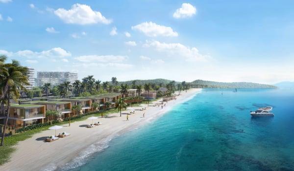 Sắp ra mắt bộ sưu tập biệt thự biển giới hạn tại Shantira Beach Resort& Spa