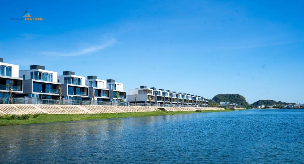 """One River-Biệt thự ven sông là loại hình """"Second Home"""" hàng đầu thu hút nhà đầu tư"""